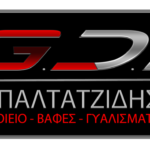 GDP car paint logo